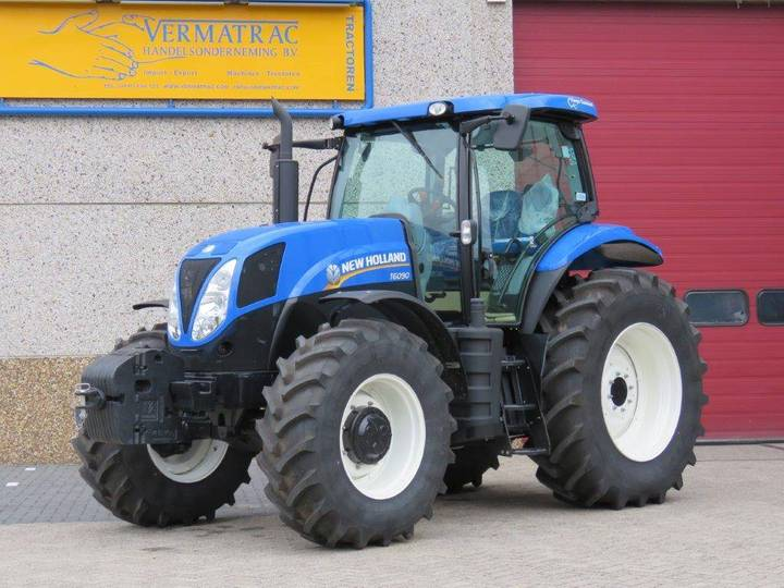 New Holland T6090 Rc - 2018