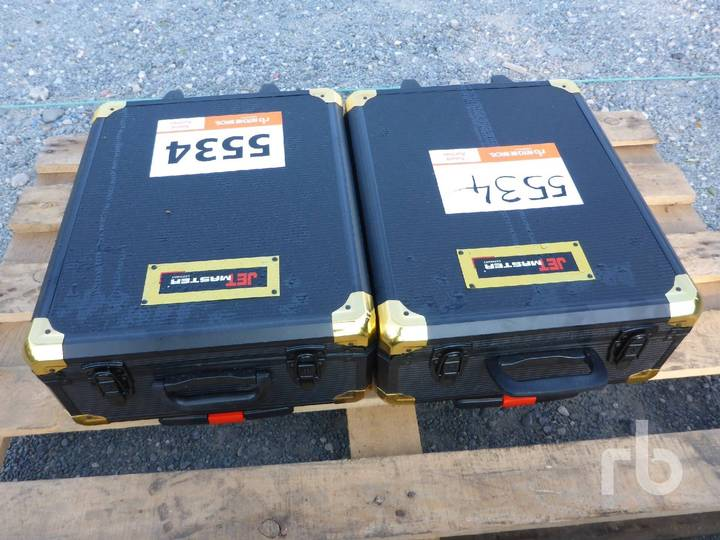 JETMASTER Qty Of 2 Tool Trolleys - 2019 - image 2