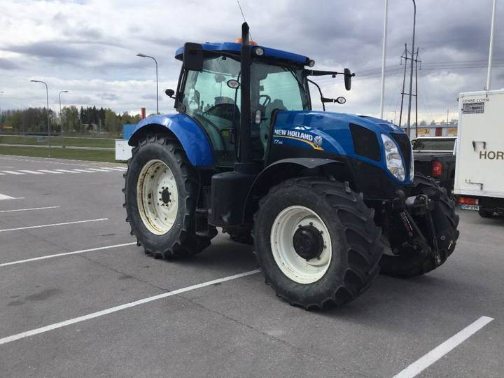 New Holland T 7.185 Rc - 2011