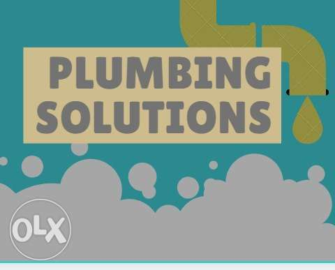 Such a work about plumbing we can do, …. If you are going toward plumb