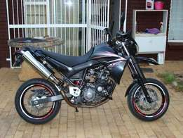 Yamaha XT660X Super Motard for sale