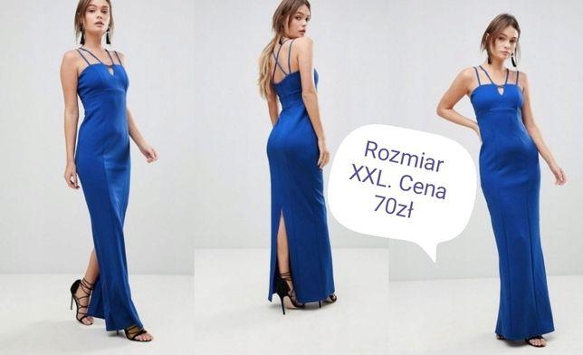 d36953e862 Sukienka Xxl Sylwester Wesele Karnawał Chwaszczyno Olxpl