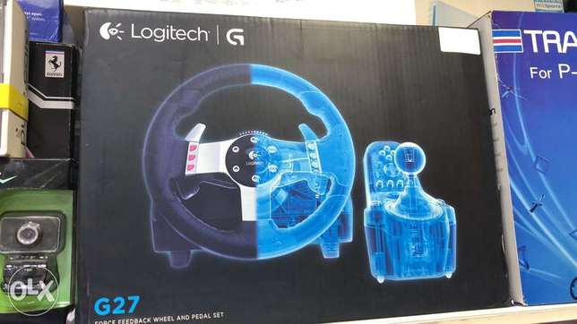 Logitech Racing-wheel