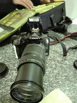 Hi there is tshepo again selling Canon 1000D