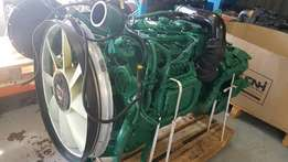 VolvoD7C 250HP complete engin