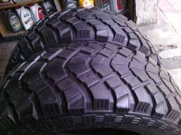 265/70/R17 on special for sale