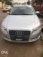 Extremely Clean Audi A4 2007(four plug)Lagos Cleared.