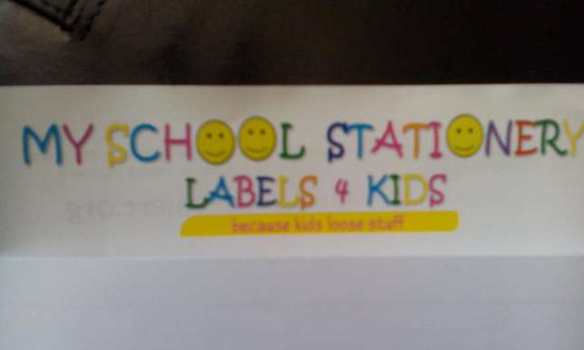 Labels 4 Kidz - Because Kidz loose stuff - Anneke Alert Charity Randburg - image 1