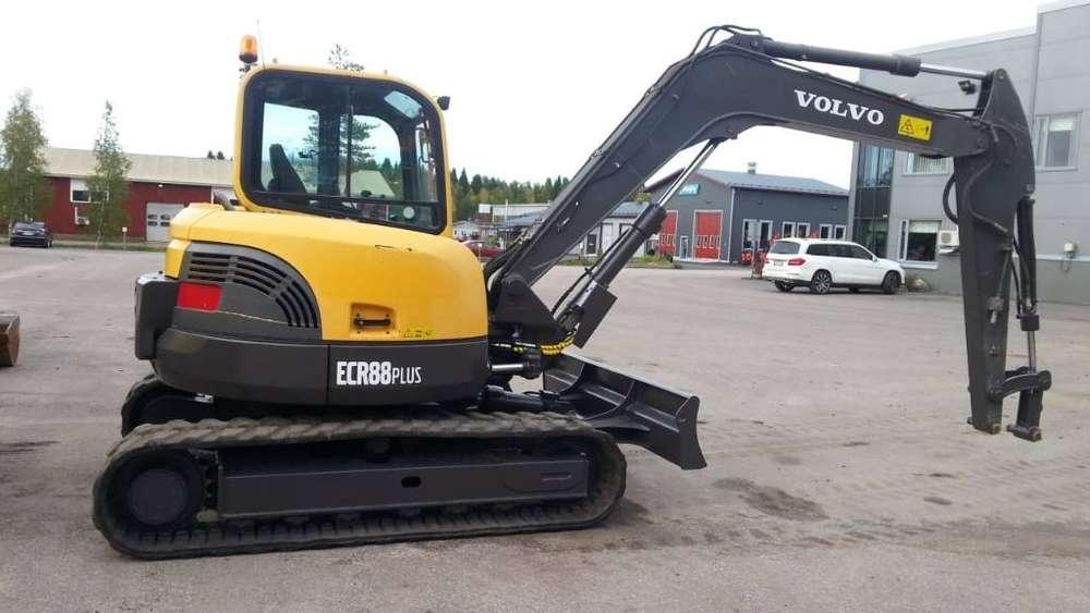 Volvo Ecr88plus - 2011 - image 5