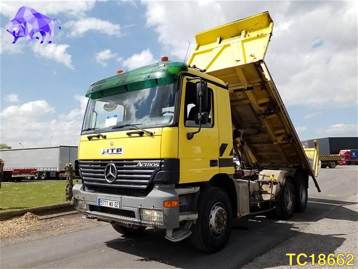 Mercedes-Benz Actros 3331 - 2002