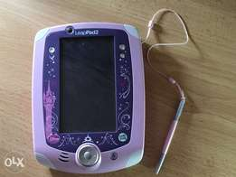 Leapfrog learning tablet