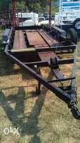 Car trailer for sale with winch