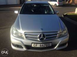 Mercedes Benz C180 Classic with Avandgarde grill