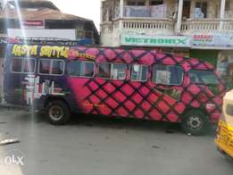 33 seater Manyanga with pimped music