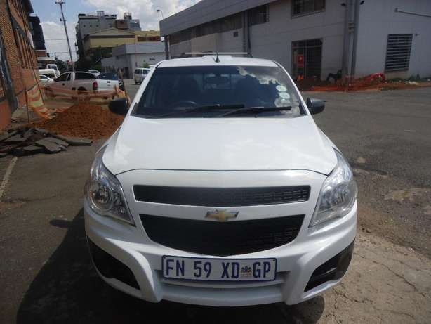 2012 Chevrolet Utility 1.4 Available for Sale Johannesburg - image 1
