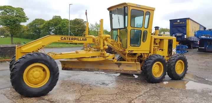 Caterpillar 120 G - 1989