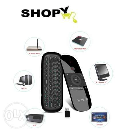 Air Remote Keyboard Mouse