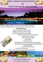 Easter holiday packages