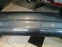 Rear bumper for benz with 204