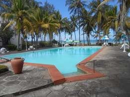 Executive 2 bedroom beach side apartment for long term let, Nyali