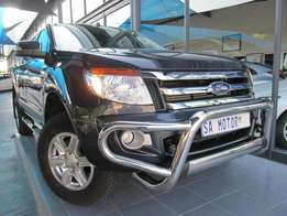 2015 Ford Ranger 3.2 XLT Automatic 4x4