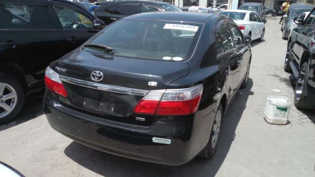 Valvmatic G-Superior 2000cc Toyota Premio leather seats Nairobi CBD - image 1