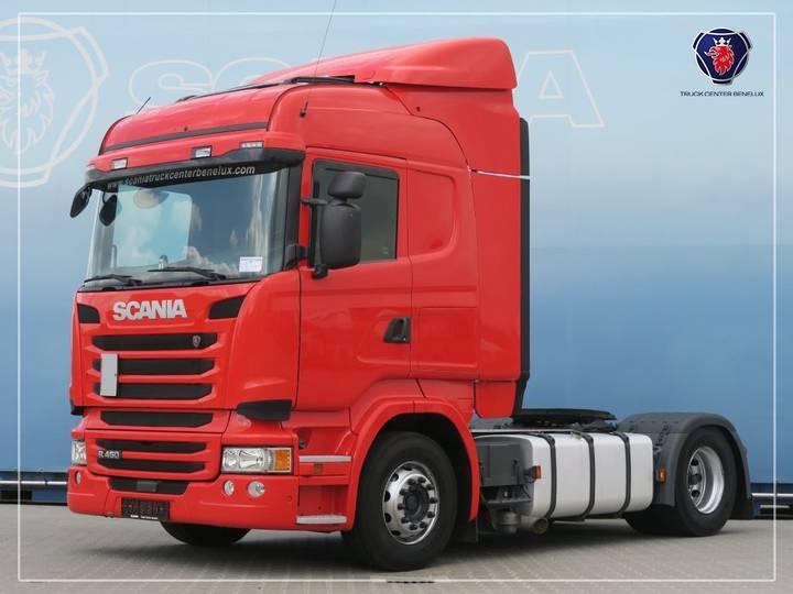 Scania R450 LA4X2MNA   Retarder   Diff. lock   SCR-only - 2015