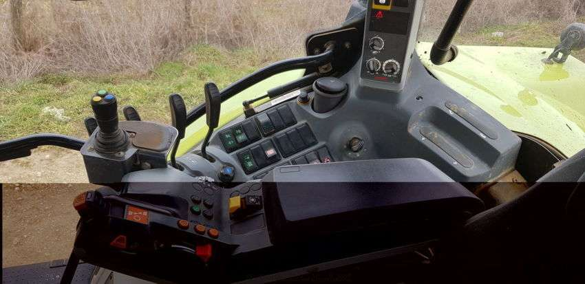 Claas arion 540 cis - 2014 - image 5