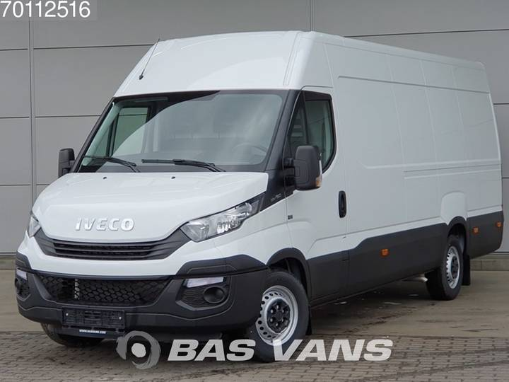 Iveco Daily 35S18 Nieuw Airco Cruise L3H2 3.0 180PK L3H2 16m3 A... - 2019