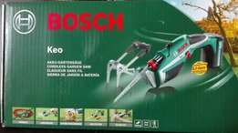 Cordless garden saw - Bosch (new)