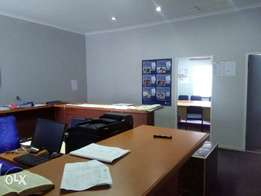 Various office and commercial space in CBD..