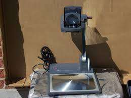 3M Overhead projector slimline folding good condition URGENT SALE