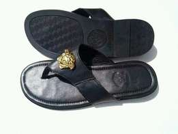 Quality versace slippers