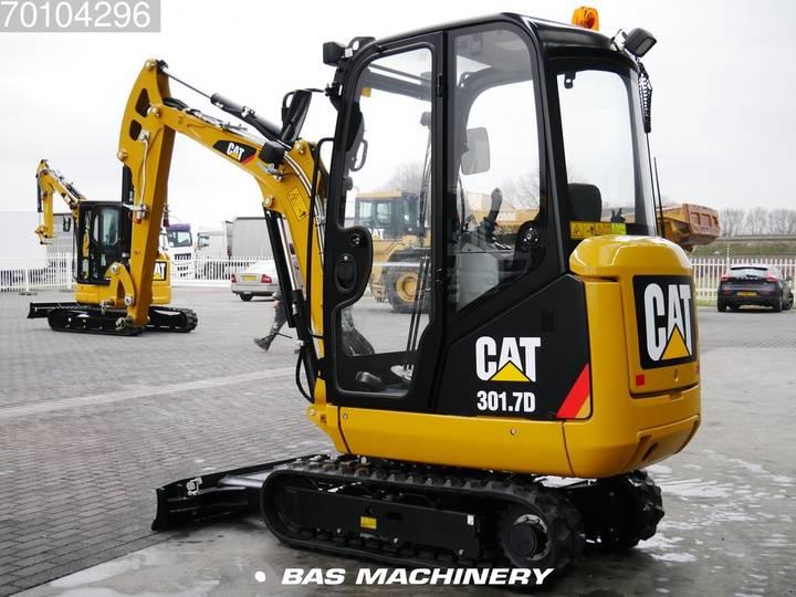Caterpillar 301.7D CR New Unused - full warranty until 22-02-2021 - 2018 - image 2