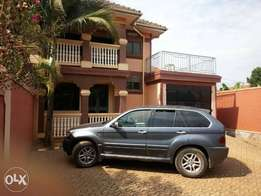 Double storied house for rent Naalya at 1.5m