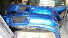 Subaru rear bumpers GC GG/D BP/L SG available