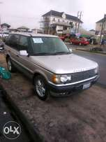 Super clean RANGE ROVER 4.6HSE SPORT for a giveaway