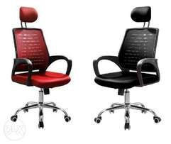Special discounts on mesh chair with headrest