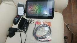 "Good condition 3g 10.1"" tab + pc combo for only R2199"
