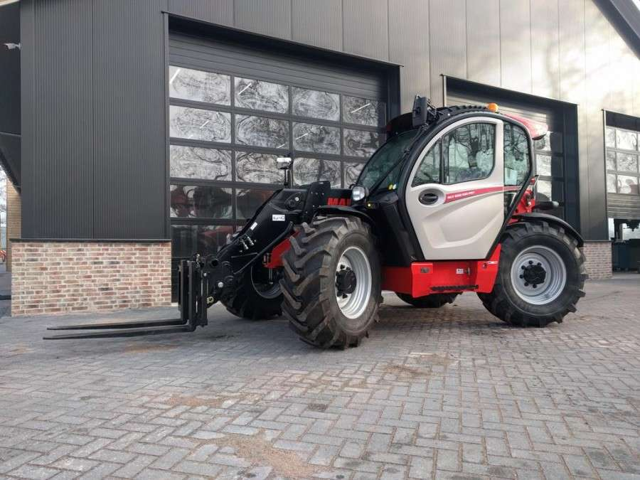 Manitou MLT 635-130PS+ - 2017