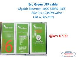 Eco green 305 mtrs UTP cable