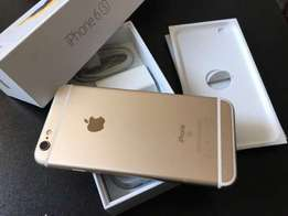 iPhone 6s brand new Gold
