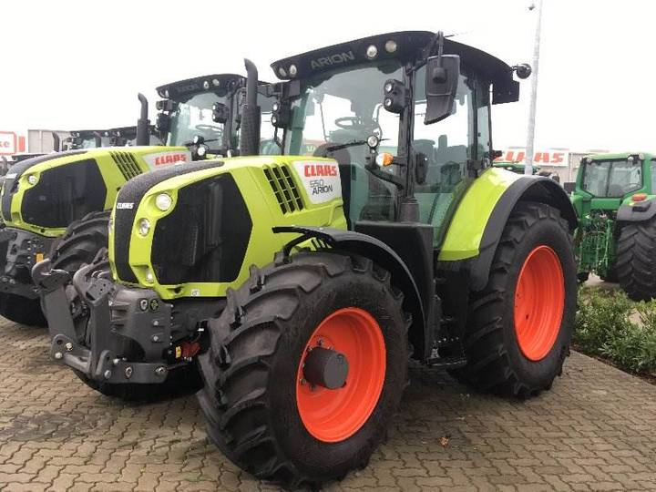 Claas Arion 550 - 2018