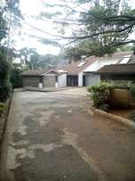 4-Bedroom Maisonnette with a Detached SQ to Let in Kileleshwa