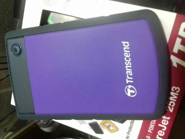 1TB External hard drive USB 3 sealed in boxes Newcastle - image 6