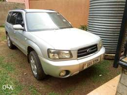Forester automatic
