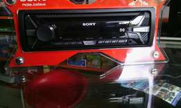 Sony car radio