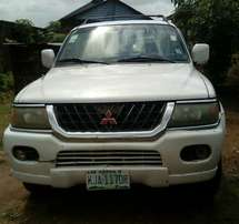 Mitsubishi Montero 2003 clean full ac nothing to fix #900,000