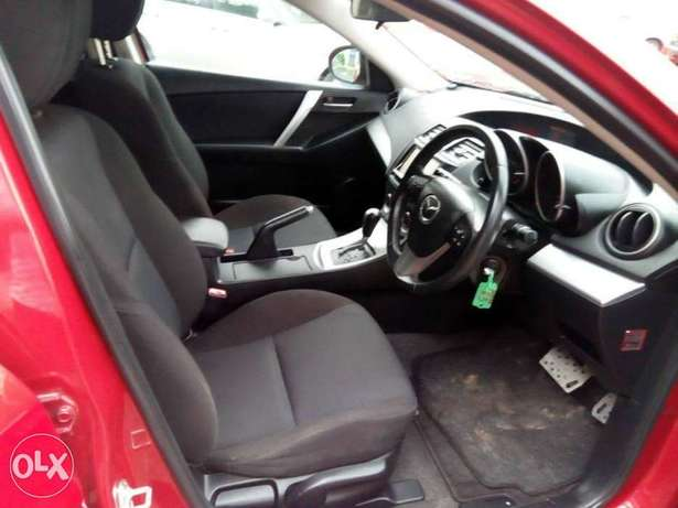 Mazda Axela Newshape, Red, Year 2010, 1500cc auto Hurlingham - image 5