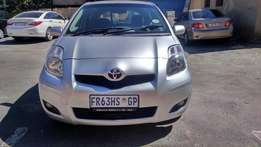 Toyota yaris for sale in kempton park